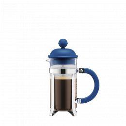 Französische Presse Bodum Caffettiera 35cl Blau