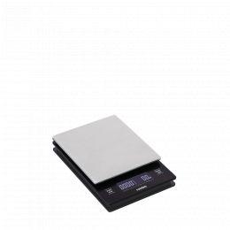 Waage mit Timer Hario V60 drip Metall - Wiederaufladbar