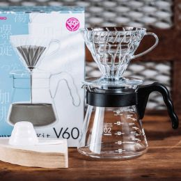 Kit Hario V60 Pour Over