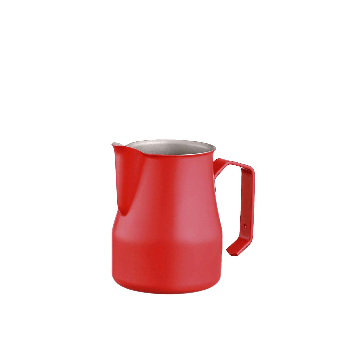 Teflon milk pitcher - Motta - Red