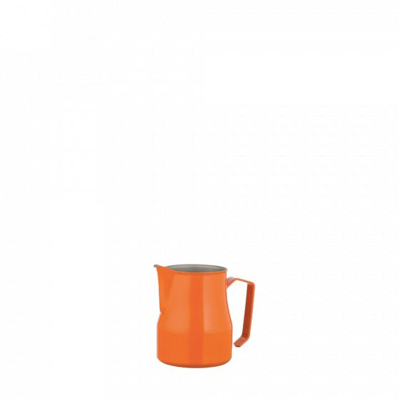 Teflon milk pitcher - Motta - Orange - 35cl