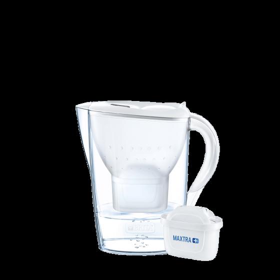 brita marella filter carafe white 2.4l