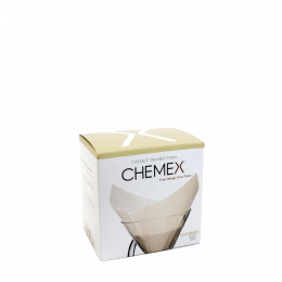 Box of 100 filters for CHEMEX [6 to 10 cups]