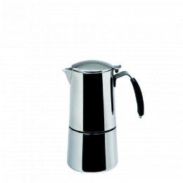 "Espresso Coffee-Maker ""Omnia"" stainless steel – 15cl"
