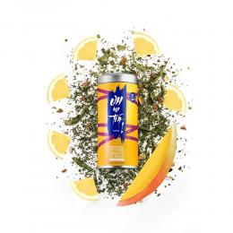Organic infusion  Oh My Tea!– Before un rendez-vous avec mon boss – Loose leaf