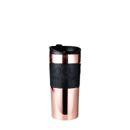 travel mug bodum copper