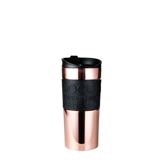travel mug bodum copper