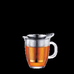 mug the avec infuseur inox