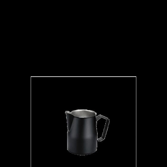 motta milk pitcher black 35cl