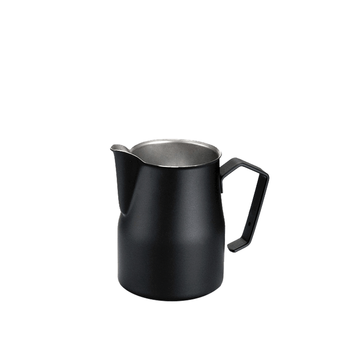 Teflon milk pitcher - Motta - Black