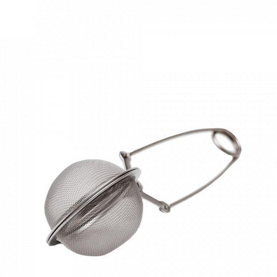 Pince à thé métal