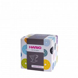 V60 dripper Hario porcelaine [3/4 tasses] - Vert turquoise
